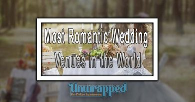 Most Romantic Wedding Venues in the World