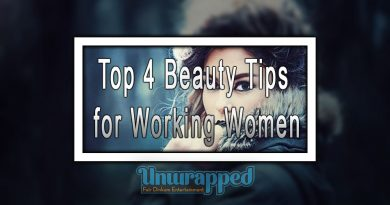 Top 4 Beauty Tips for Working WomenTop 4 Beauty Tips for Working Women