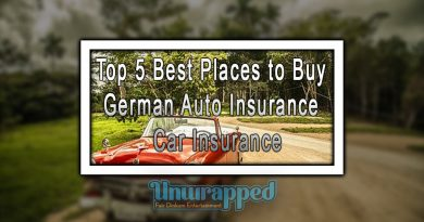 Top 5 Best Places to Buy German Auto Insurance - Car Insurance