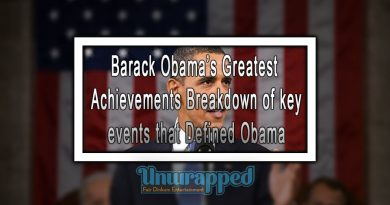 Barack Obama's Greatest Achievements - Breakdown of key events that Defined Obama
