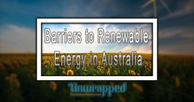 Barriers to Renewable Energy in Australia