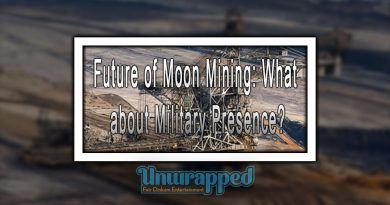 Future of Moon Mining What about Military Presence