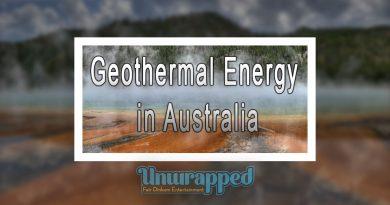 Geothermal Energy in Australia