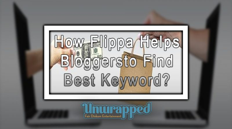 How Flippa Helps Bloggers to Find Best Keyword