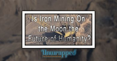 Is Iron Mining On the Moon the Future of Humanity