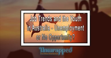 Job Trends and the Youth in Australia - Unemployment or No Opportunity