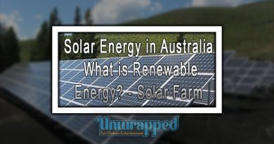 Solar Energy in Australia - What is Renewable Energy - Solar Farm