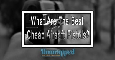 What Are The Best Cheap Airsoft Pistols?