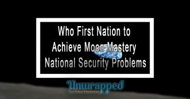 Who First Nation to Achieve Moon Mastery: National Security Problems