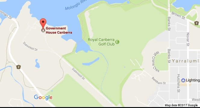 Things to do in Canberra: Government House