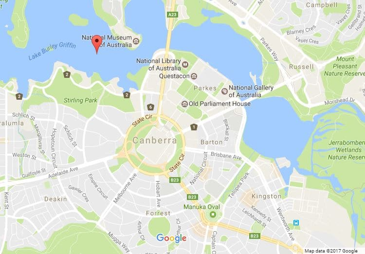 Things to do in Canberra– Lake Burley Griffin