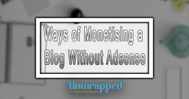 Ways of Monetising a Blog Without Adsense
