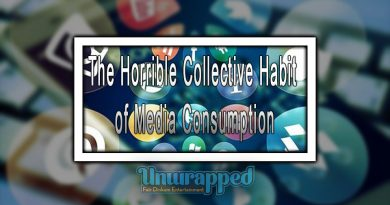 The Horrible Collective Habit of Media Consumption