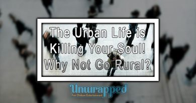 The Urban Life is Killing Your Soul! Why Not Go Rural