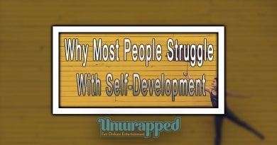 Why Most People Struggle With Self-Development