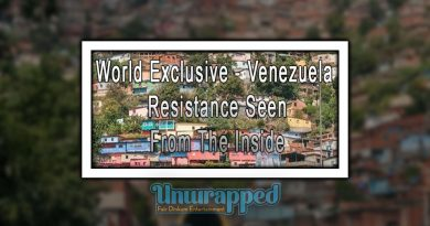 World Exclusive - Venezuela: Resistance Seen From The Inside