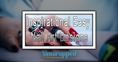 Inspirational easy Nail Art Designs