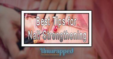 Best Tips for Nail Strengthening