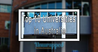 Top 10 Universities in Australia