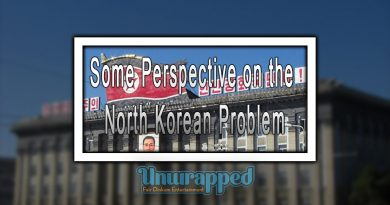 Some Perspective on the North Korean Problem