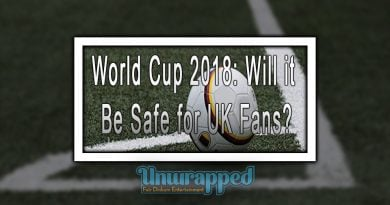World Cup 2018 Will it Be Safe for UK Fans