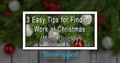 3 Easy Tips for Finding Work at Christmas (More Quickly)