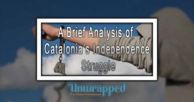 A Brief Analysis of Catalonia's Independence Struggle