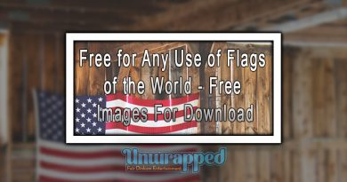 Free for any use of flags of the world - Free images for Download