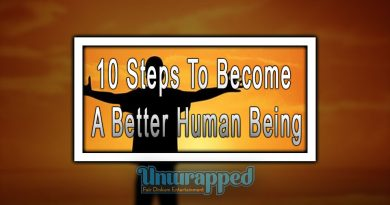10 Steps To Become a Better Human Being