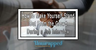 How to Make Yourself Stand Out From the Crowd During a Job Interview