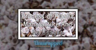 Process of Plastic Manufacture And Its Usages