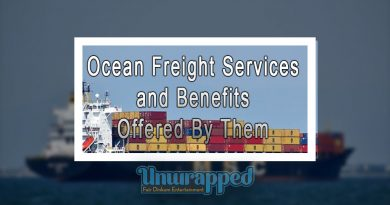 Ocean Freight Services and Benefits Offered By Them