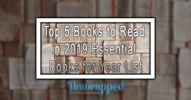 Top 5 Books to Read in 2019 Essential Books for Year List