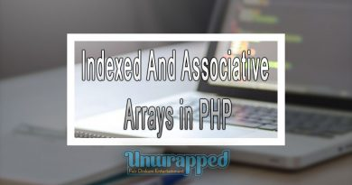 Indexed and associative Arrays in PHP