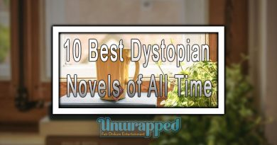 10 Best Dystopian Novels of All Time