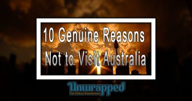 10 Genuine Reasons Not to Visit Australia