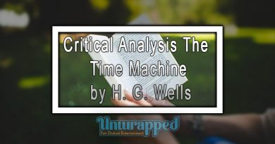 Critical Analysis The Time Machine by H. G. Wells