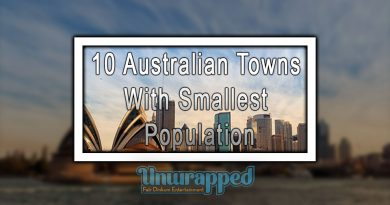 10 Australian Towns With Smallest Population