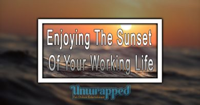 Enjoying The Sunset Of Your Working Life