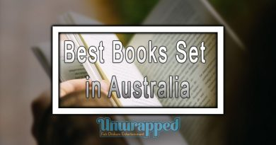 Best Books Set in Australia
