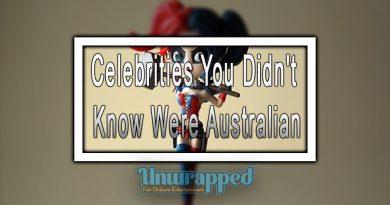 Celebrities You Didn't Know Were Australian