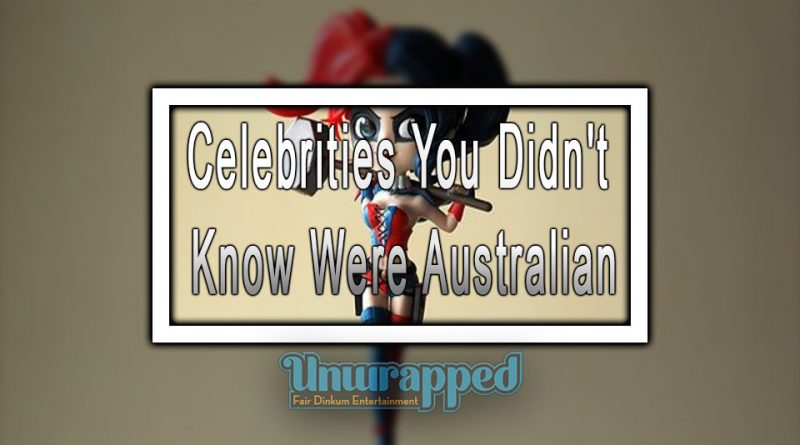 Celebrities You Didn't Know Were Australian