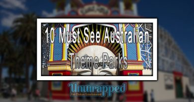 10 Must see Australian Theme Parks