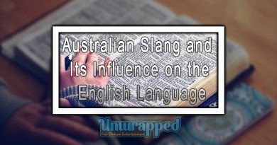 Australian Slang and Its Influence on the English Language