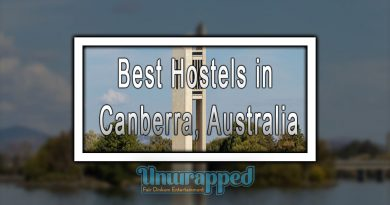 Best Hostels in Canberra, Australia