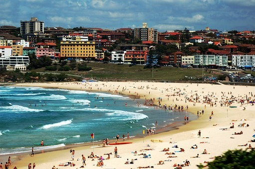 Bondi Beach Iconic Attractions in Australia