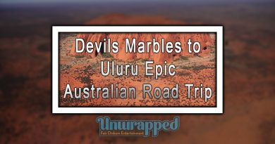 Devils Marbles to Uluru Epic Australian Road Trip