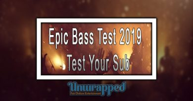 Epic Bass Test 2019 - Test Your Sub
