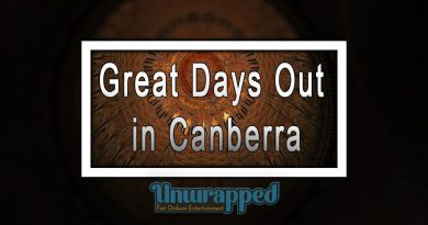 Great days out in Canberra