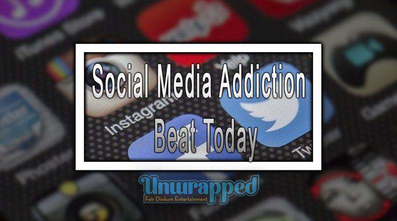 Social Media Addiction - Beat Today